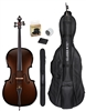 CARBON COMPOSITE ACOUSTIC CELLO 1/2 OUTFIT