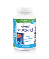 Intenergy Premium Dietary Supplements - Neuro-life Caps