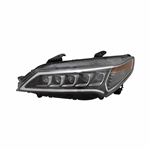 TYC Left Side LED Headlight For Acura TLX 2015-2017 Models