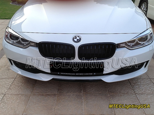 High Gloss Black Kidney Grill Bmw F30 F31 3 Series Sedan Touring