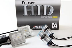 MTEC 9006 / HB4 Xenon HID Conversion Headlight / Fog Light Kit