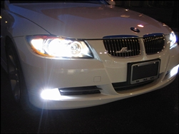 MTEC Xenon HID Conversion Kit BMW E90 3 Series Fog Light