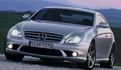 MTEC Xenon HID Conversion Kit Mercedes Benz W219 CLS Class