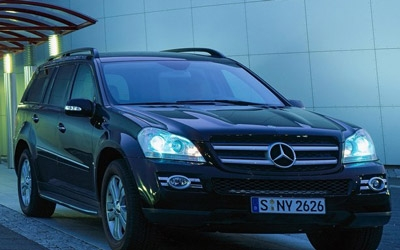 MTEC Xenon HID Conversion Kit Mercedes Benz X164 GL Class
