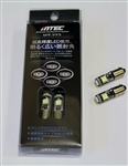 MTEC BAX9s H6W Error Free LED Light Bulbs