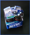 MTEC 4750K 9007 HB5 Cosmos Blue White Bulbs