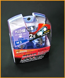 MTEC 4350K H3 Super White Bulbs