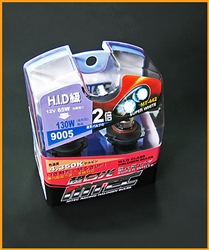 MTEC 4350K 9005 HB3 Super White Bulbs