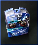 MTEC 4750K H11 Cosmos Blue White Bulbs