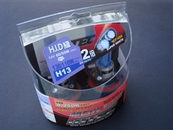 MTEC 4350K H13 Super White Bulbs