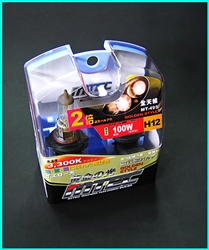 MTEC 3300K H12 Golden Yellow Bulbs
