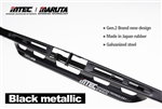 MTEC Sports Wing Windshield Wiper Blade - Black Color