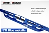 MTEC Sports Wing Windshield Wiper Blade - STI Blue Color
