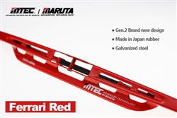 MTEC Sports Wing Windshield Wiper Blade - Ferrari Red Color