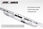 MTEC Sports Wing Windshield Wiper Blade - Silver Color