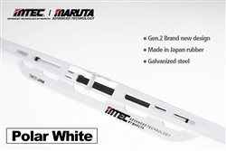 MTEC Sports Wing Windshield Wiper Blade - White Color