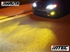 MTEC / MARUTA 2700K GOLDEN YELLOW LED H8 H9 H11 H16 HEADLIGHT / FOG LIGHT KIT