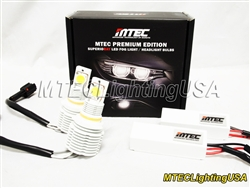 MTEC 6000K 9006 LED Fog / Dring Light Bulbs