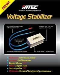 MTEC Racing Voltage Stabilizer Gas Saver for BMW