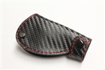 Mercedes Benz Carbon Fiber Smart Remote Key Fob
