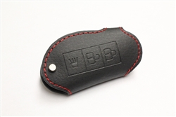 Nissan Genuine Leather 3 Button Smart Remote Key Fob