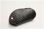 Nissan Carbon Fiber 4 Button Smart Remote Key Fob