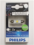 Philips 43mm 4000K 6411, 6451, 12866, DE3175, DE3022 LED Festoon Bulb