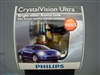 Philips 9005 HB3 Crystal Vision Ultra Bulbs OEM