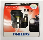Philips 9006 HB4 X-treme Vision Bulbs OEM 9006XVS2