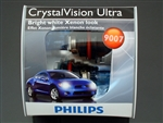 Philips 9007 HB5 Crystal Vision Ultra Bulbs OEM
