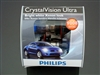 Philips 9008 H13 Crystal Vision Ultra Bulbs OEM