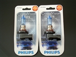 Philips 9145 H10 Crystal Vision Ultra Bulbs OEM