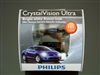 Philips H1 Crystal Vision Ultra Bulbs OEM