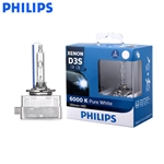 Genuine Philips Ultinon Xenon Bulb D3S 6000K HID