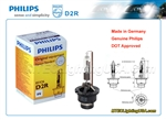 Philips XenStart Xenon HID D2R 85126 C1 Headlight Bulb