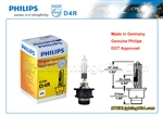 PHILIPS D4R 42406 C1 XENSTART XENON HID LIGHT BULB