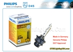 PHILIPS D4S 42402 C1 XENSTART XENON HID LIGHT BULB