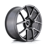 "Renn Motorsport R51 19"" Flow Forged Competiton Wheel - Satin Gray"