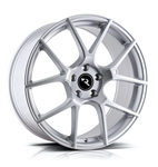 "Renn Motorsport R51 19"" Flow Forged Competiton Wheel - White Silver"