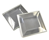 "2""X2"" Wide Beveled Mirror Decorative Tile Accent Piece Arts and Craft Backsplash"