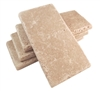 Walnut Tuscany Tumbled 3x6 Travertine Tile