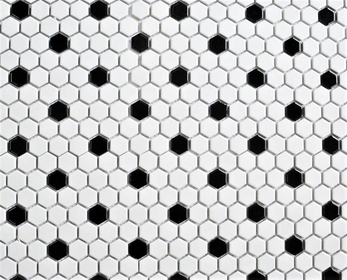 10sf Black Metallic Art Deco Insert Crackle Glass Mosaic Tile Kitchen Backsplash Building Hardware Home Garden
