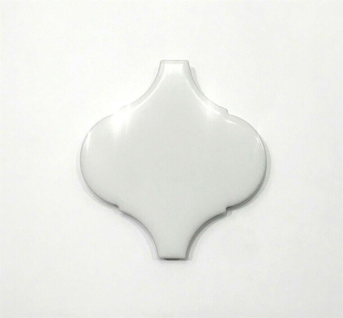 Lantern White 2 7 6 Quot X 3 Quot Porcelain Tile Decorative Accent