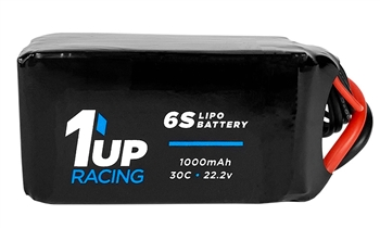 1UP190107 6S LiPo Battery for Pro Pit Iron