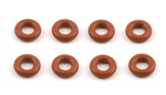 Associated Red Silicone O-ring