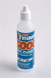 Associated Silicone Diff Fluid 5000cst, for gear diffs