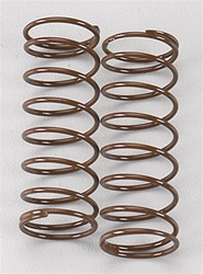 Associated Front Shock Spring, brown, 2.80 lb
