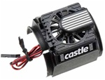 CSE011-0004-00 Castle Creations CC BLOWER MONSTER Motor Fan and Shroud