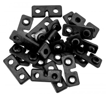 FUTFSH-48 Split Style Servo Grommets, 20-pack for S3003