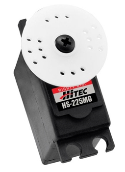 HRC32225S Hitec HS-225MG Mighty Mini High Speed/Torque Servo